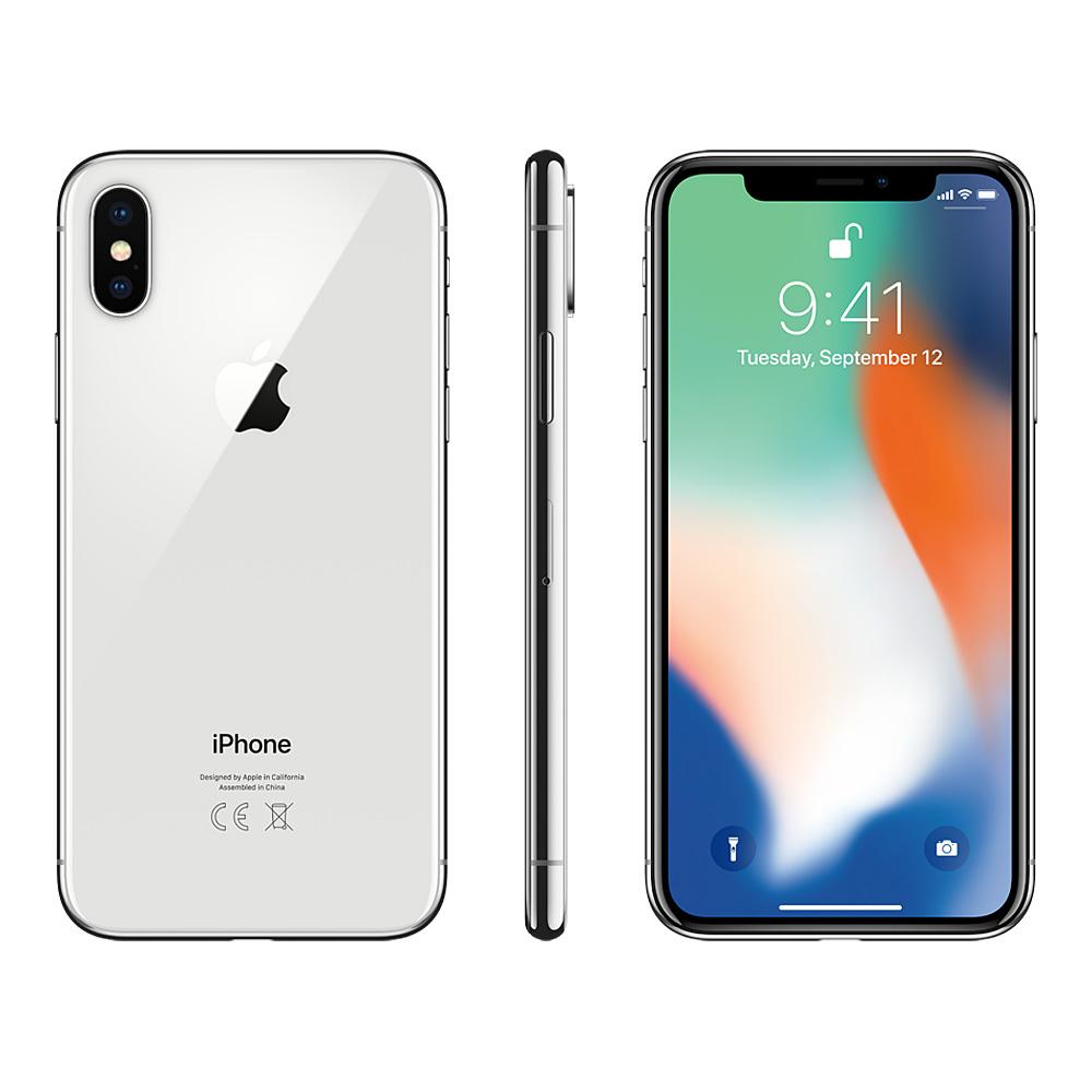 bf7657563b1 Qatar Duty Free - iPhone X 256GB Silver