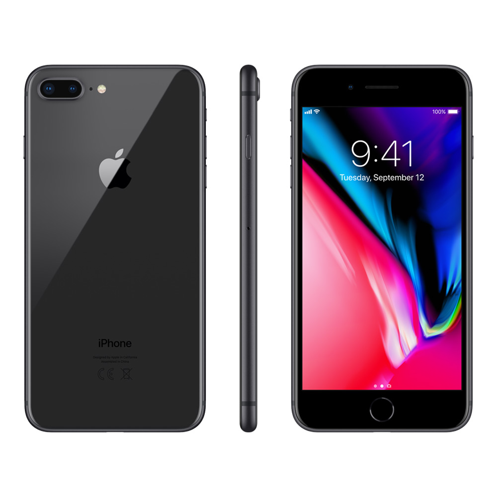 0f3e414cb24 Qatar Duty Free - iPhone 8 Plus 64GB Space Grey