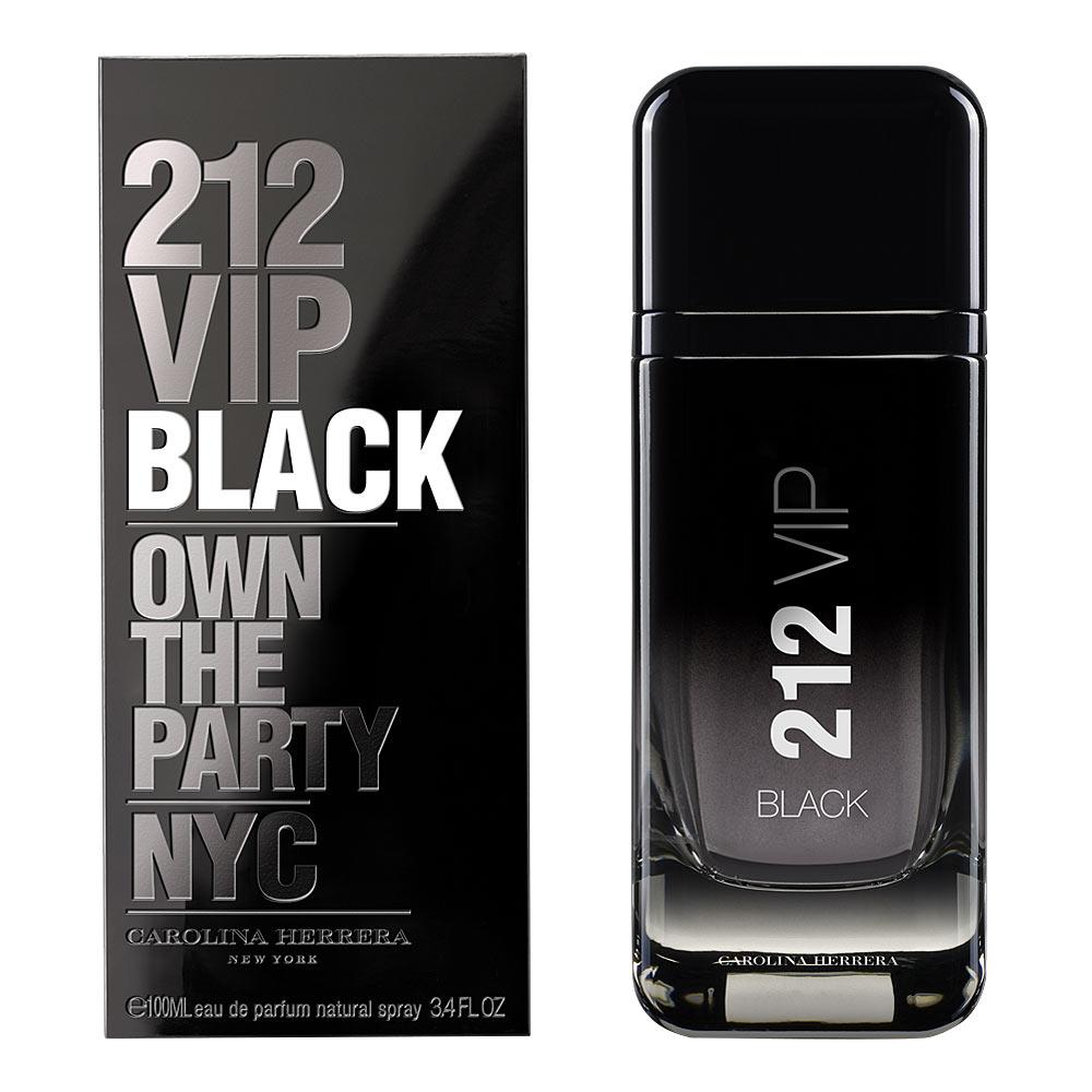 Qatar Duty Free 212 Vip Black Edp