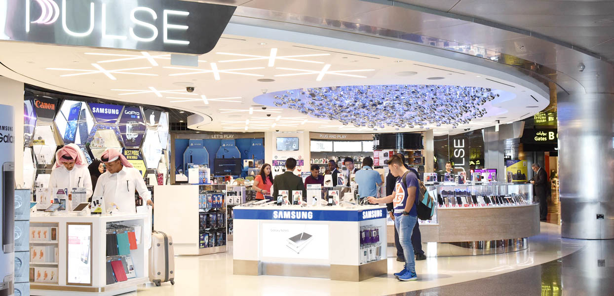 Qatar Duty Free Pulse Electronics