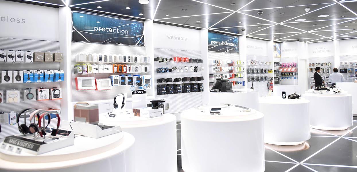 8cefc3fd3ebd Qatar Duty Free - Infinity Electronics